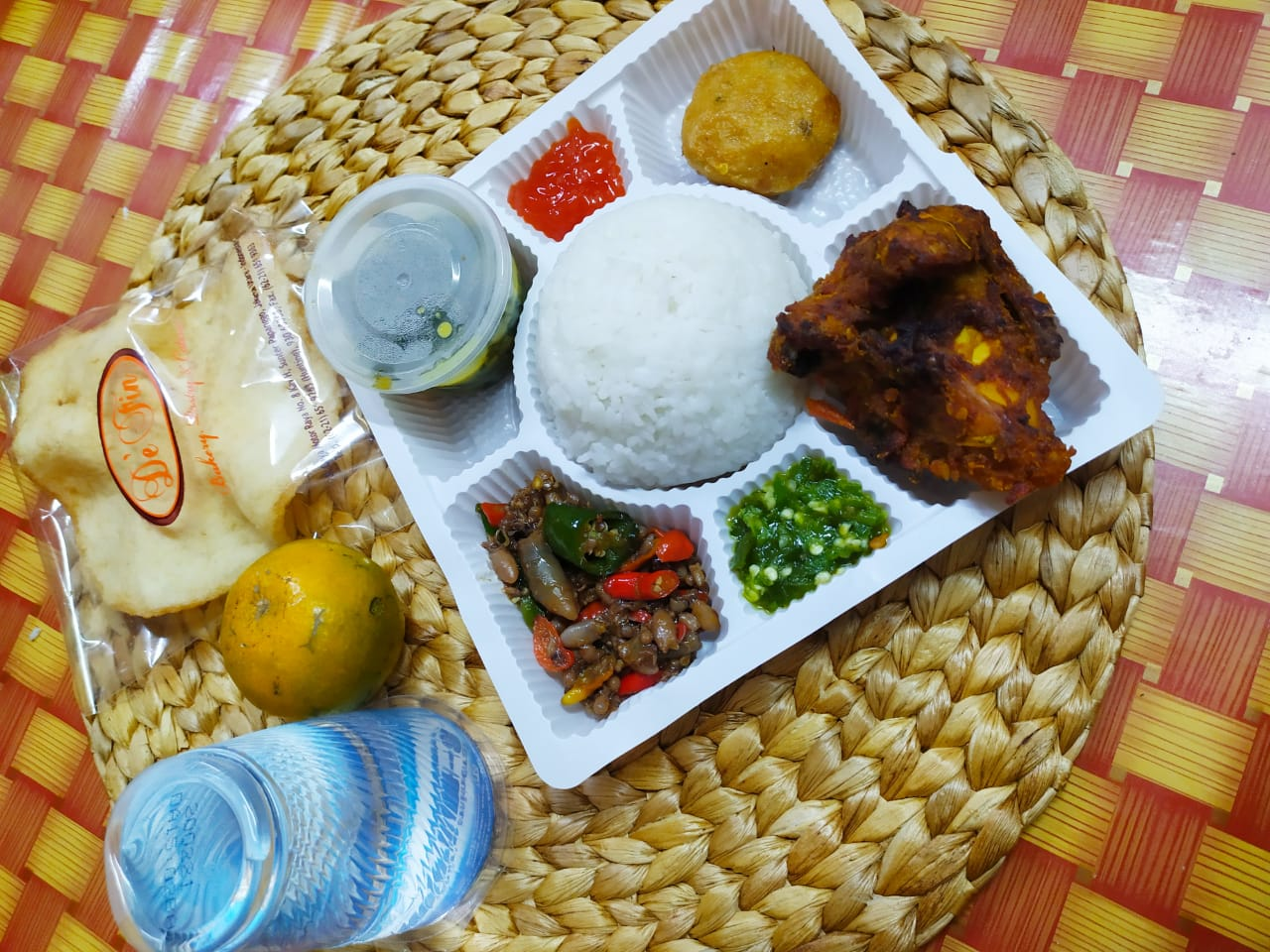 Lunch Box Paket s.2