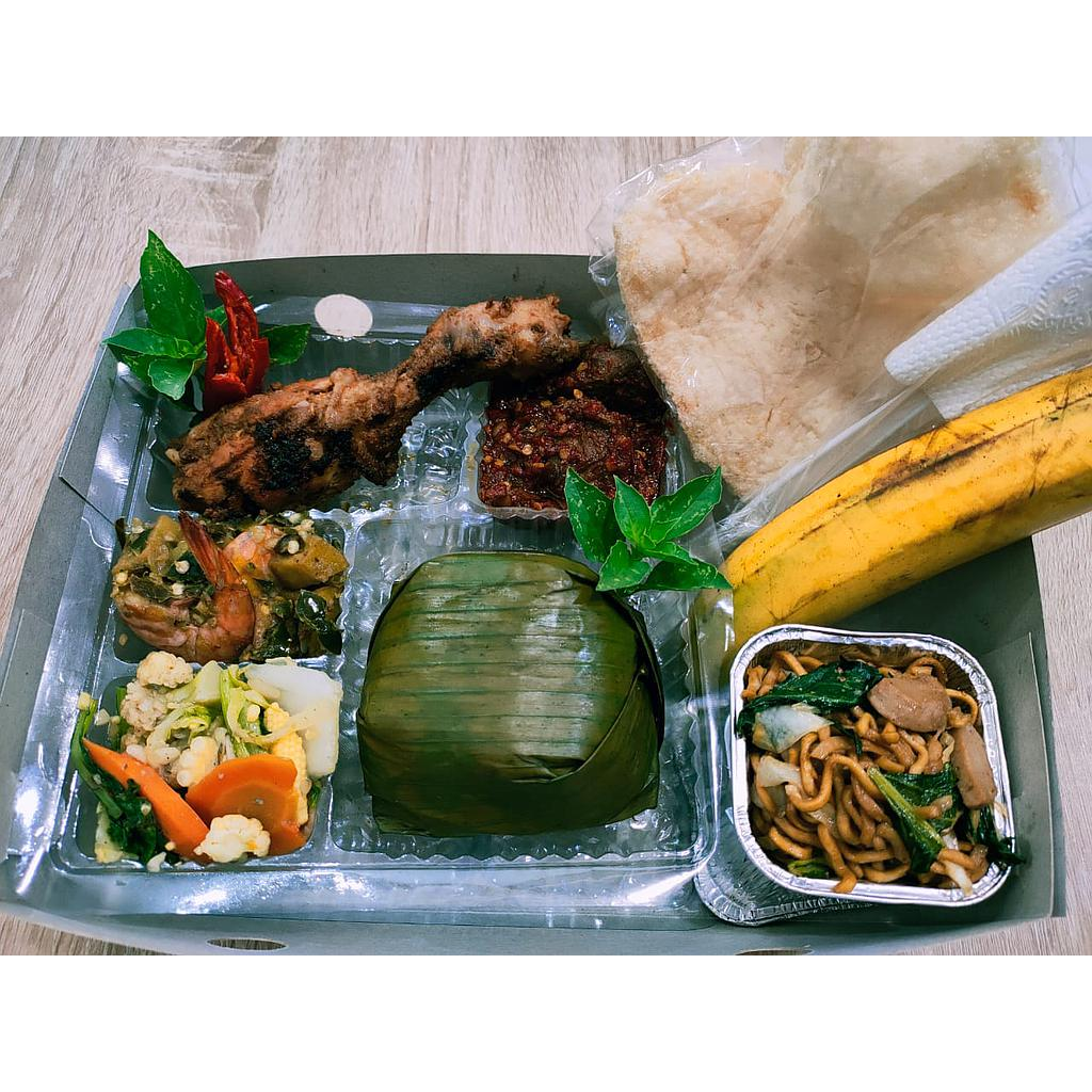 Menu Nasi Box 3 By Dapur Catering