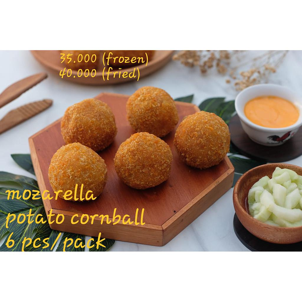 Mozarella ball